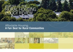 A Fair Deal For Rural Communities